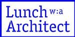 Logo Lunch with an architect : Rudy Ricciotti