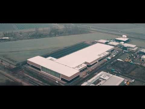Sneak Preview SAB-profiel sandwichpanelenfabriek in Geldermalsen