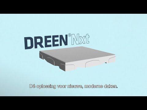 Dreen®Nxt, de nieuwe generatie dakbestrating