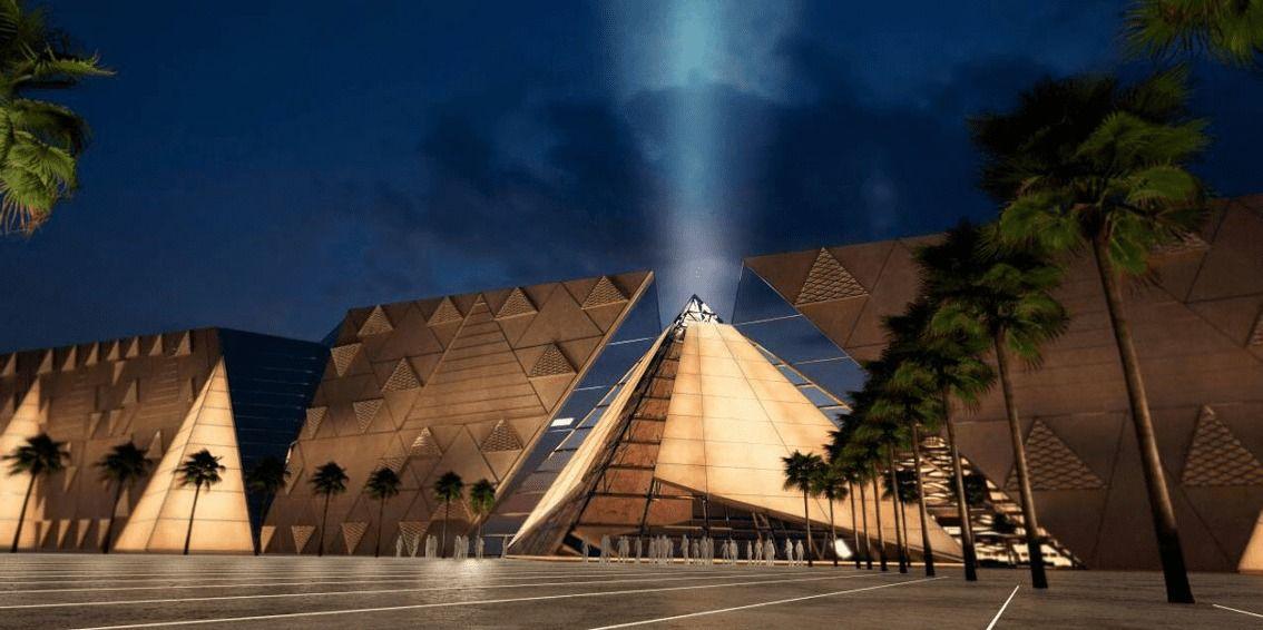 Le plus grand musée du monde ouvrira bientôt ses portes en Egypte