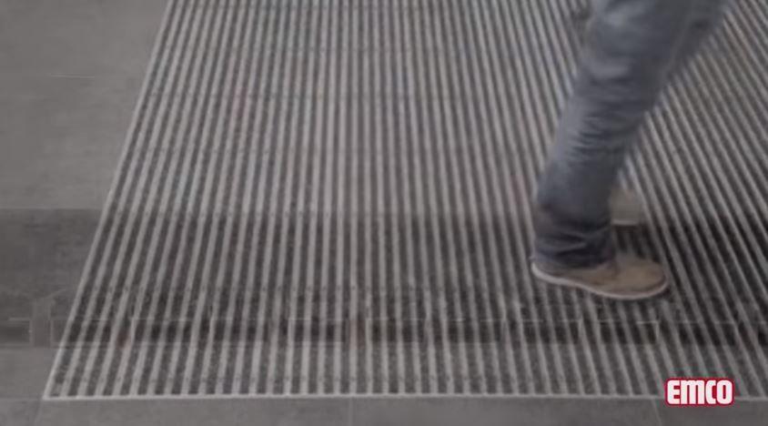 emco Bau tapis d'entrée : Installation - Nettoyage - Service