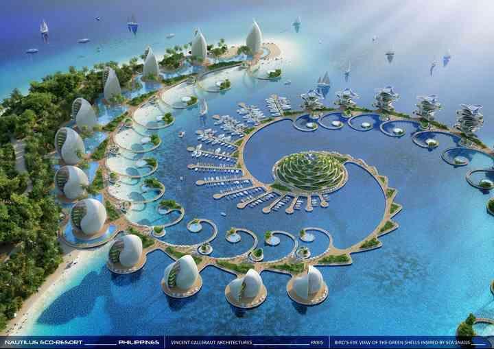 Economie circulaire & biomimétisme : l'exemple de Vincent Callebaut