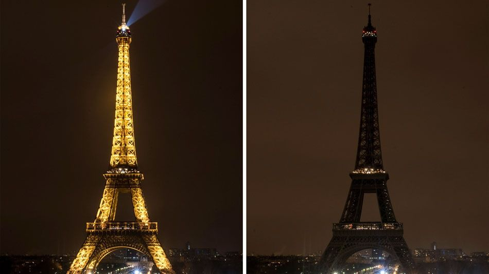 Architube : Earth Hour 2016... et la lumière disparut !