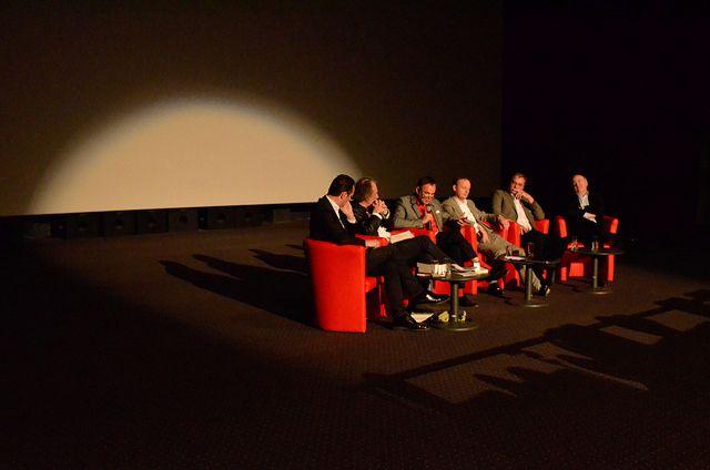 The Competition : Table ronde à Namur sur les concours d'architecture (1)