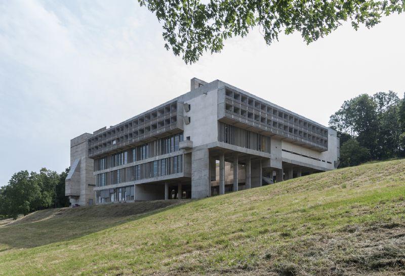 Couvent de la Tourette : Le Corbusier