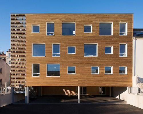 Architube: Ecole Jules Grévy op exact 12 maanden gerealiseerd