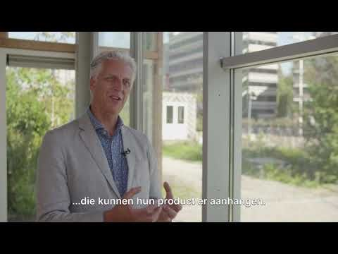 CIRCO Case - Jansen by ODS | Circulaire gevelsystemen in staal