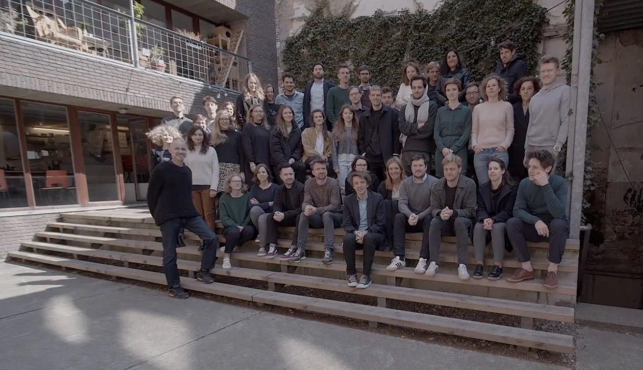 Jo Crepain Prijzen 2019: nominatie voor B-architecten & B-bis