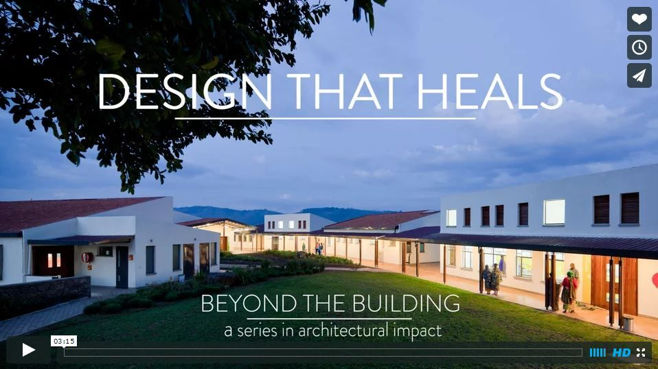 Architube: design that heals