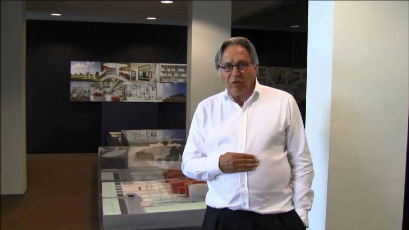 Hendrik Vermoortel (BURO II & ARCHI + I) over het creëren van 'internationale architectenplatforms'