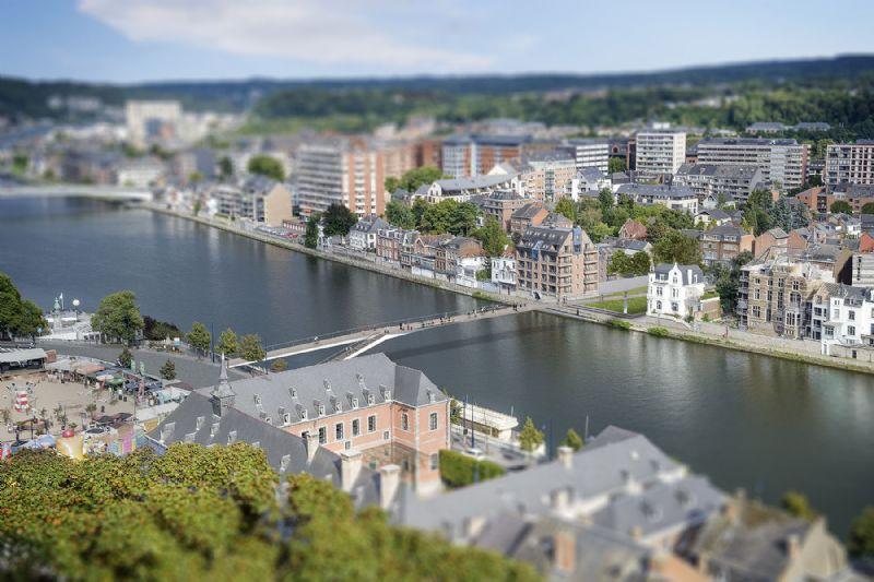 A Namur, l'Enjambée tient bon !