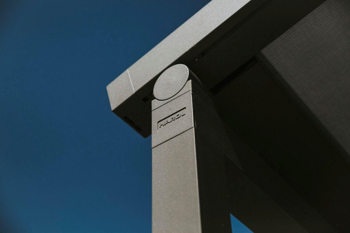 SC800-ZIP Facade: voorzetscreen voor glasgevels