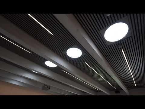 Techcomlight - Bezoekerscentrum het Zwin