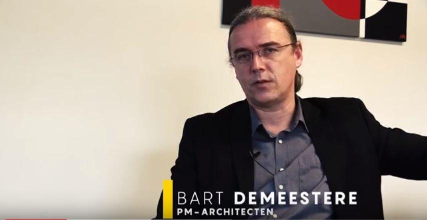 Bart Demeestere (PM-ARCHITECTEN) over minerale wol
