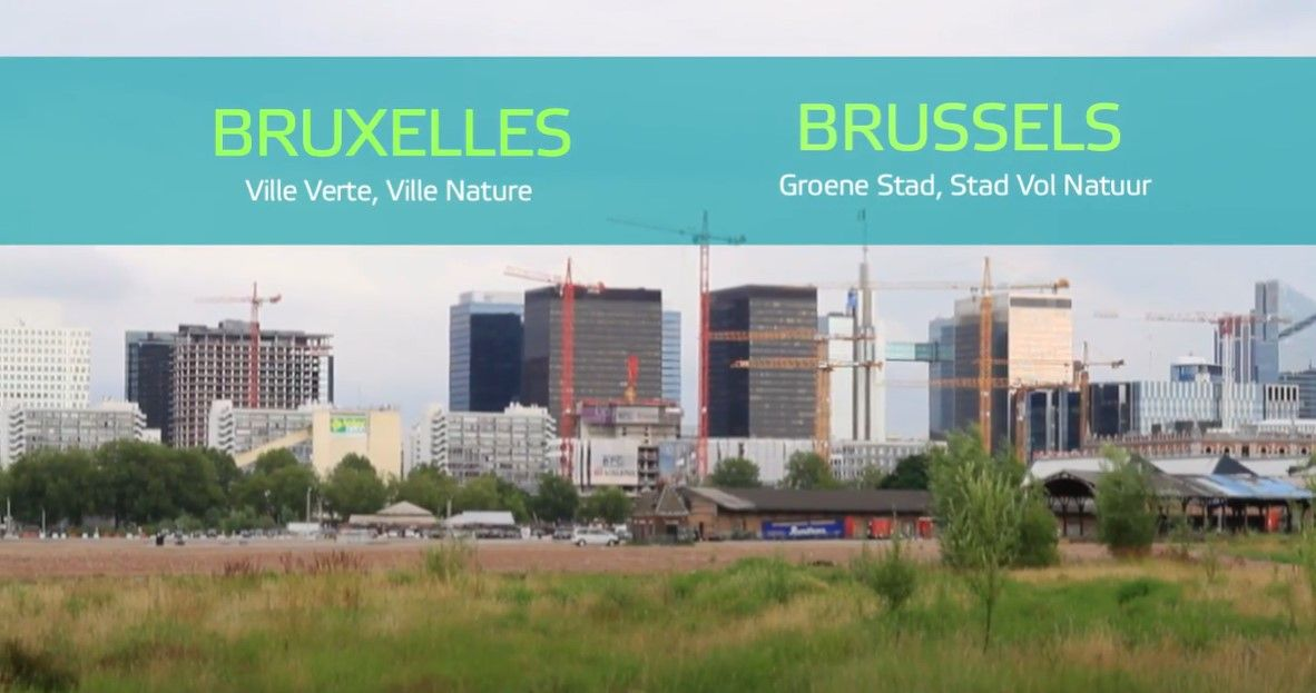 Bruxelles, ville verte, ville nature