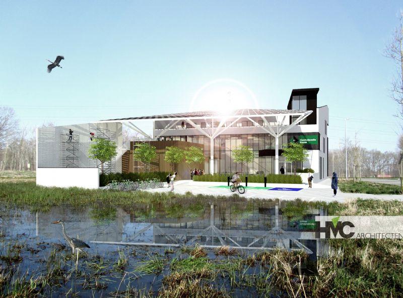 Nieuw gebouw voor Confederatie Bouw Limburg