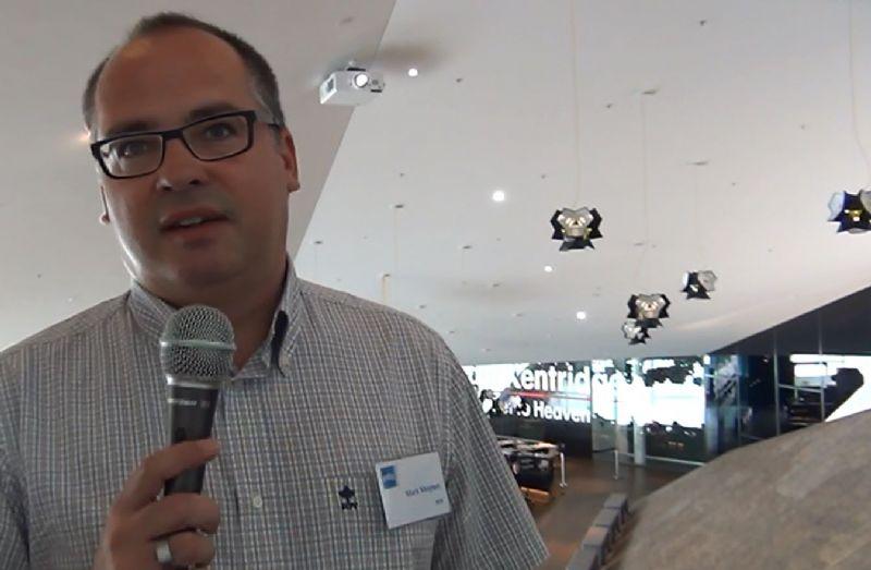 Mark Meynen van BCM over project 'Bralima Brewery'