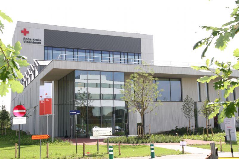 Architube: Energiebesparing bij Sango Mechelen