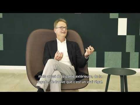 Un choix qui allie esthétique et audace : The Next Material House (Erik van Eck interview)