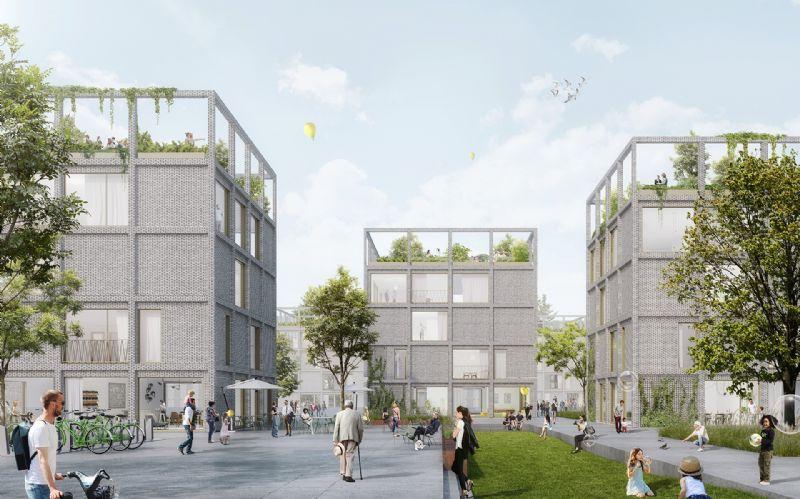 Mosard: circulair ontwerp- en bouwsysteem