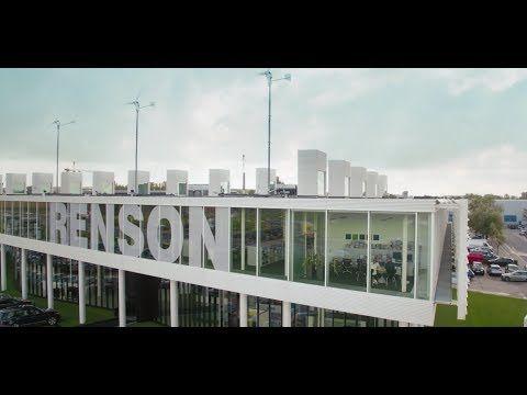 Vivez le monde de Renson