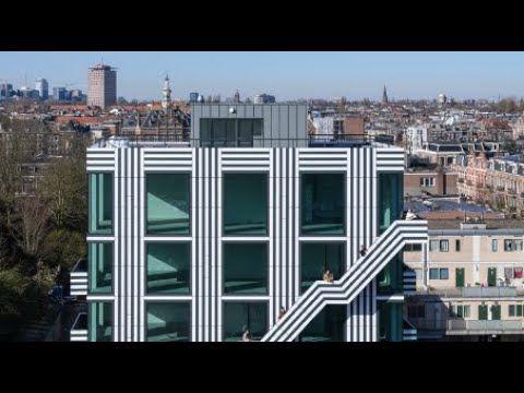 À Amsterdam, un projet spectaculaire – et une mission affirmée (Thomas Widdershoven, Thonik)