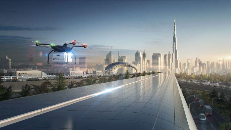 De hogesnelheidsverbinding van de toekomst volgens Foster + Partners