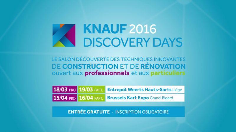 Knauf Discovery Days 2016