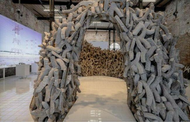Les Emirats Arabes Unis récompensés par un Lion d'or à la Biennale de Venise 2021