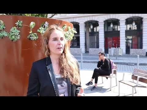 Cyria – ecobeton water technologies – Mobilier urbain