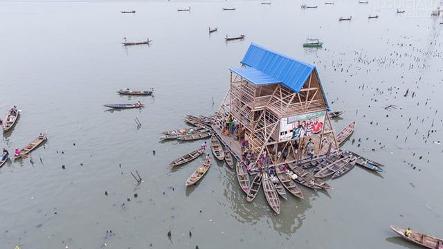 Architube: living on water