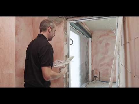 How To Plaster A Flush XINNIX Door X1 X2
