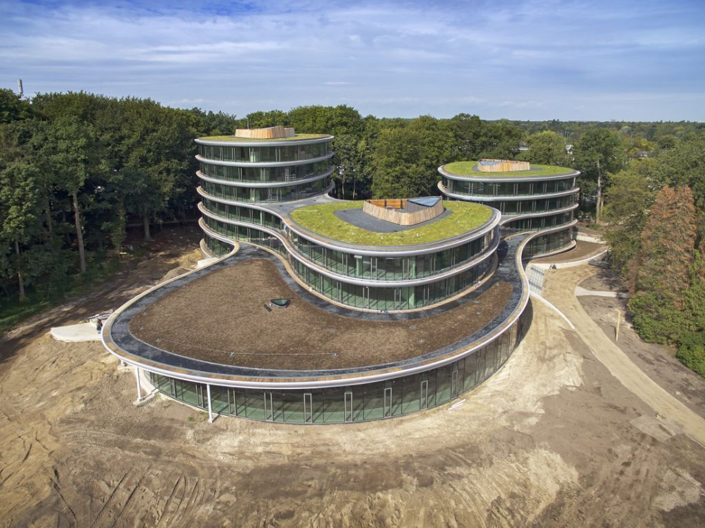 Nieuw kantoorgebouw Triodos Bank is schoolvoorbeeld van circulair bouwen