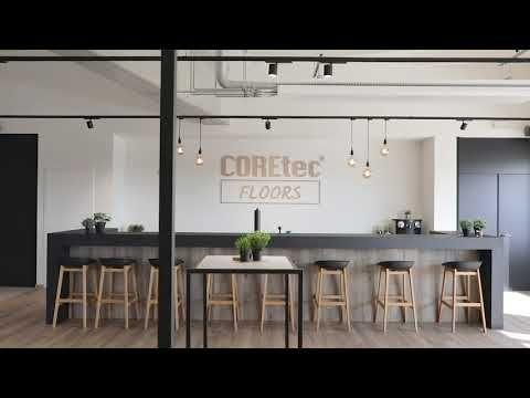 Inside The New COREtec® Floors Headquarters in Belgium