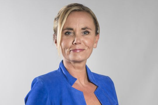 Liesbeth Homans, minster van Wonen