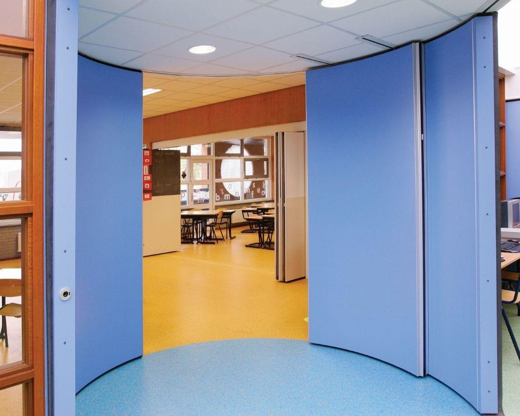 Slido Wall met Dialock transformeert ruimtes flexibel en veilig