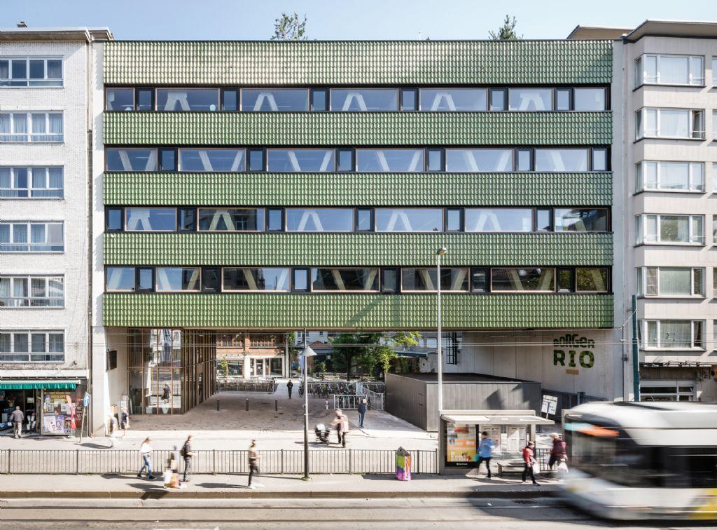 Mundo-a, B-architecten