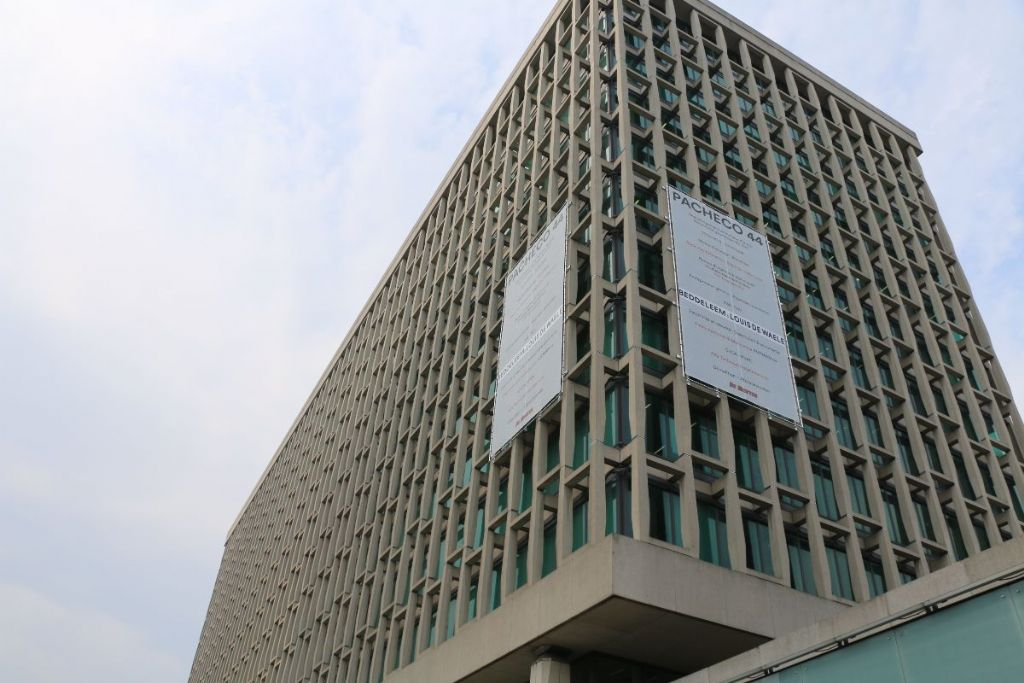 L'Office des Etrangers s'installe dans le bâtiment Pacheco rénové
