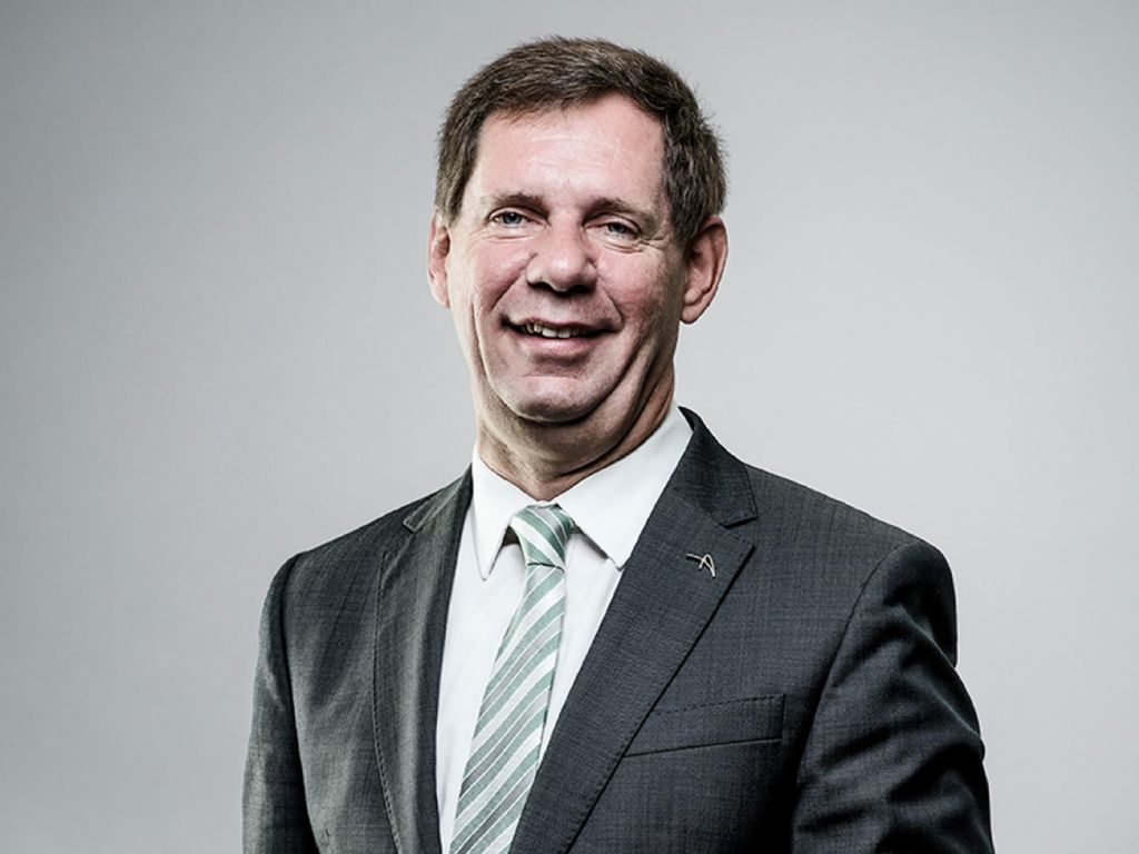 Geert Van Poelvoorde, CEO ArcelorMittal Europe