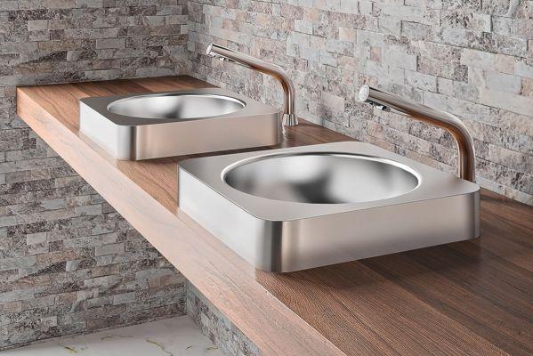 Handen wassen: de DELABIE oplossingen zonder contact