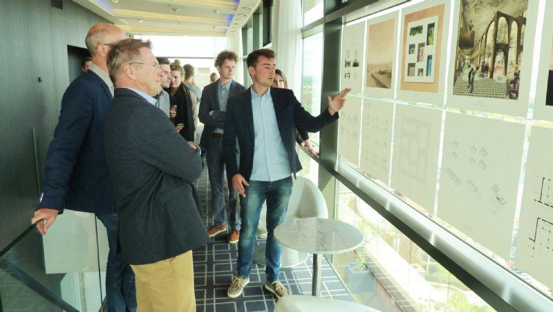 Robbe De Geyndt aan het woord over zijn winnend ontwerp