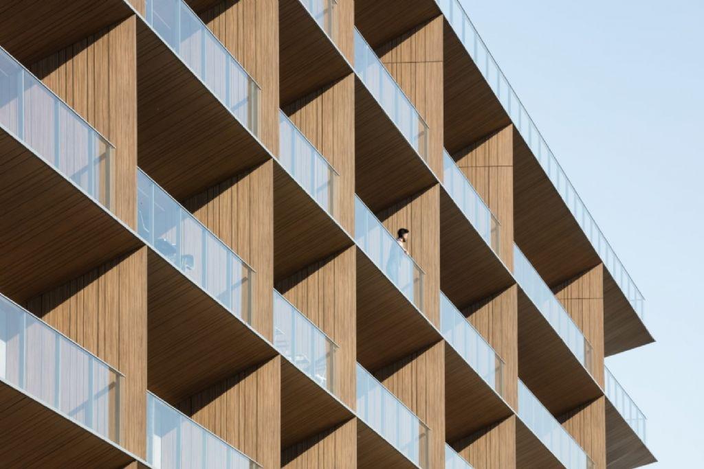 Les Balcons revitalisent un immeuble de bureaux abandonné