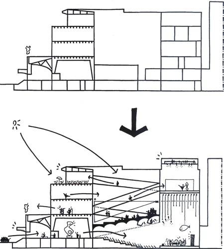 B-architecten transformeert postgebouw Oostende tot cultuurtempel