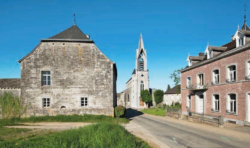 Kerk behoudt bijzondere allure dankzij stalen klokkentoren