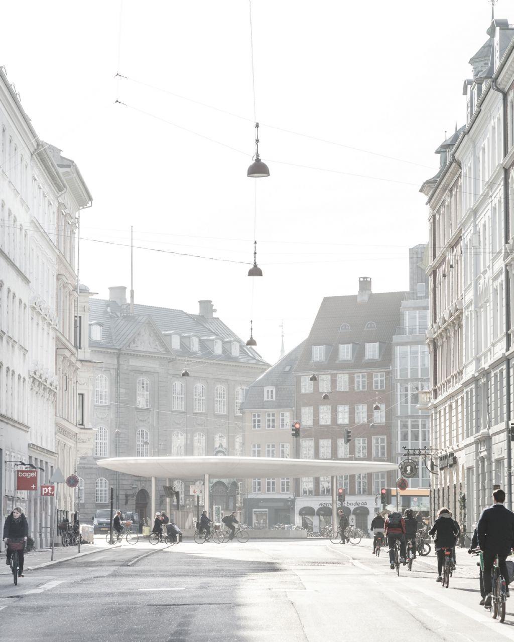 Norreport Station Kopenhagen