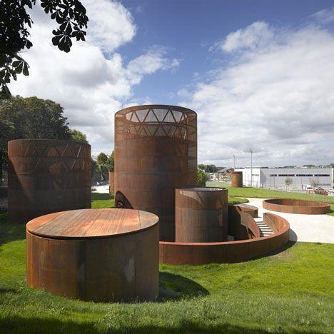 Interactive Museum of the History of Lugo  -Nieto Sobejano Arquitectos