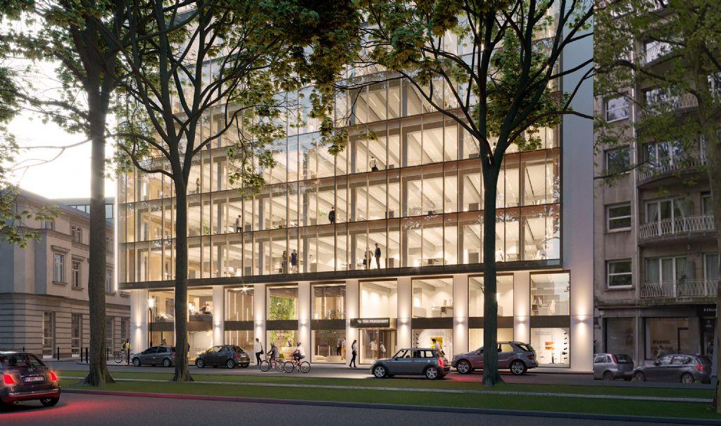Yugening Architecture zet in op mensgerichte architectuur bij ontwerp The Precedent in Brussel