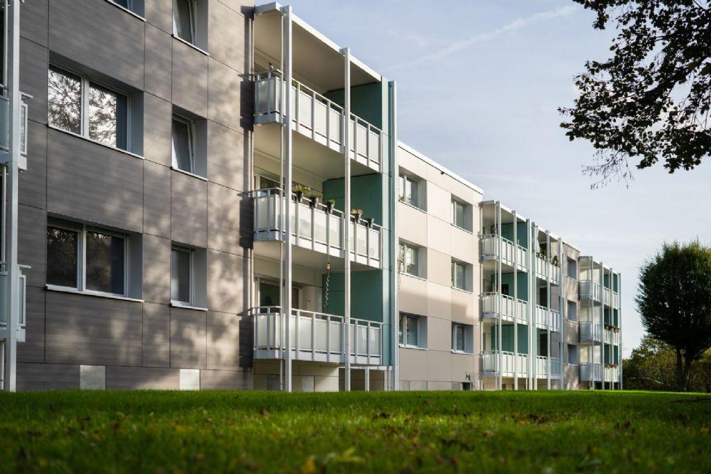 A Münster, une réhabilitation exemplaire sur tous les plans
