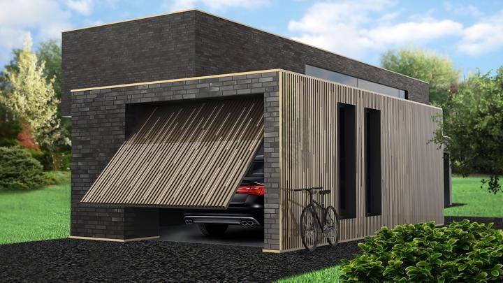 Renson Linarte - garagepoort