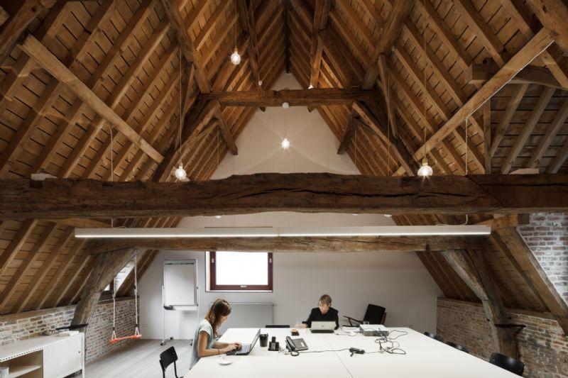 'GATE 15' huisvestings- en ontmoetingsinfrastructuur voor studenten, Antwerpen – architecten BOB361